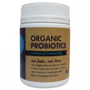 Changing Habits All Natural Probiotics