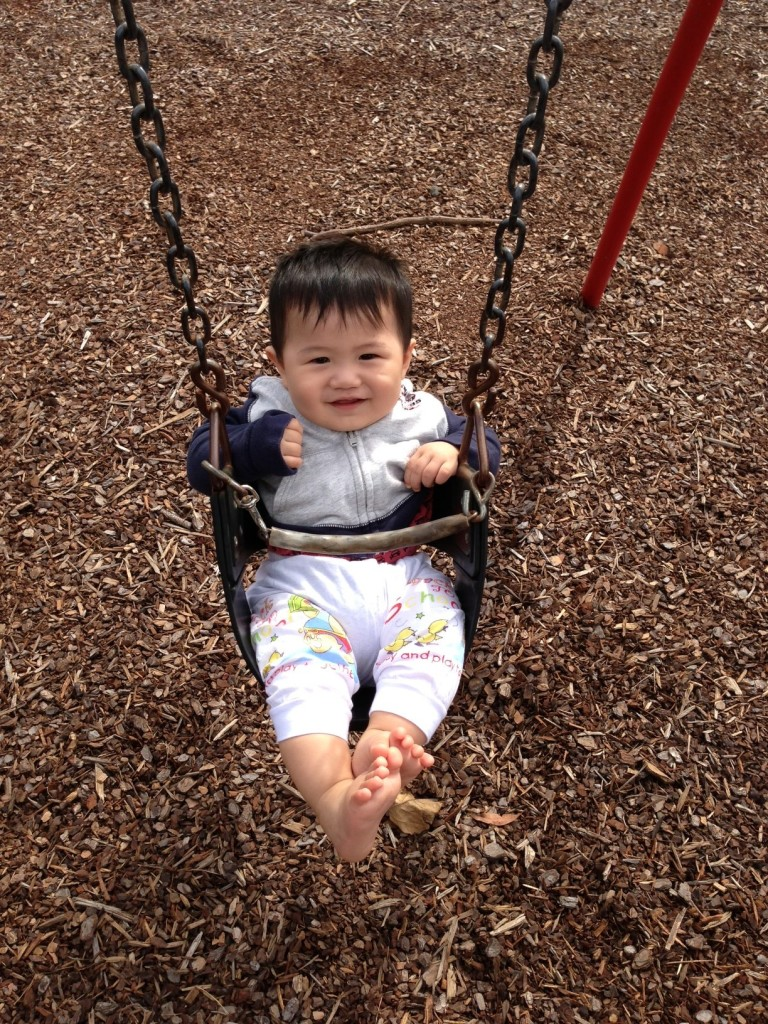 Jax on a Swing