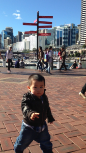 Jax at Darling Harbour